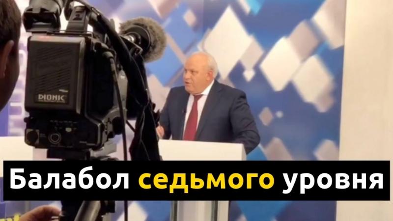 Глава Хакасии Виктор Зимин