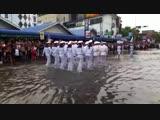 ПОЧУВСТВУЙТЕ РАЗНИЦУ ОФИЦЕРЫ ВМС США ПРОТИВ ОФИЦЕРОВ ВМФ РОССИИ В ТАЙЛАНДЕ
