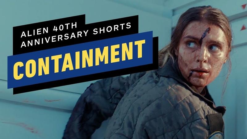 Alien 40th Anniversary Short Film Containment