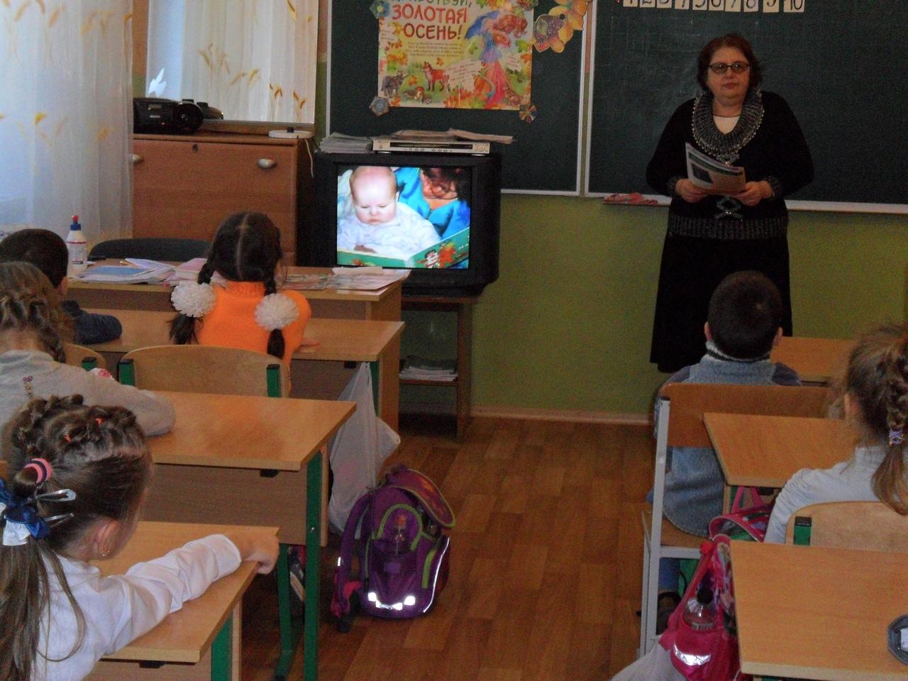 день пожилого человека, занятия с детьми, отдел искусств, донецкая республиканская библиотека для детей