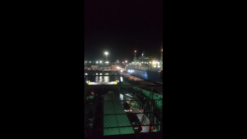 лето 2017 крым порт