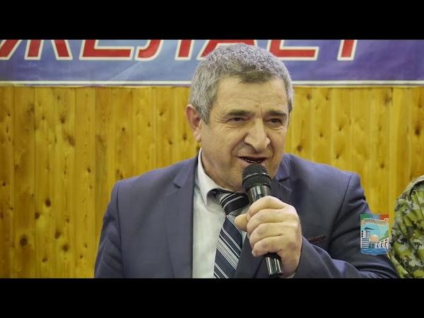 Видео с Открытого первенства Кизилюрта по вольной борьбе (16-17 февраля 2019 года)