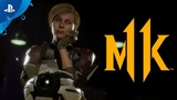 Mortal Kombat 11 - Official Cassie Cage Reveal Trailer PS4