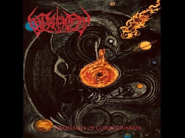 MetalRus.ru (Technical Death Metal). UNPLEXIETY — «Anomalies Of Consciousness» (2018) [Full Album]