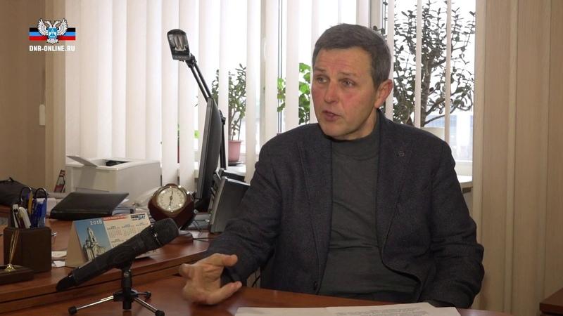 Михаил Желтяков подвел итоги деятельности Минкульта Республики в 2018 году