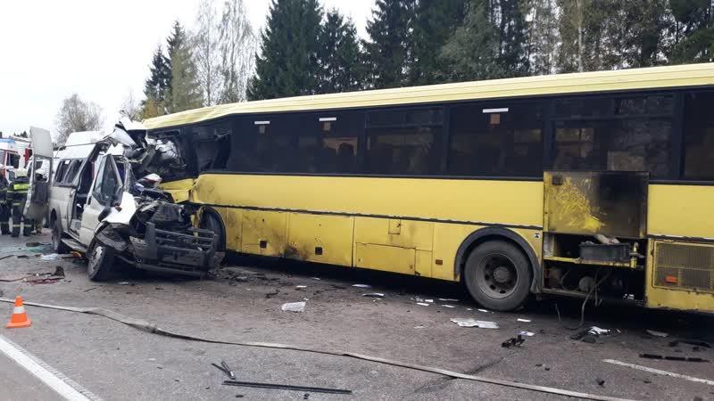 СК возбудил дело после автокатастрофы под Тверью