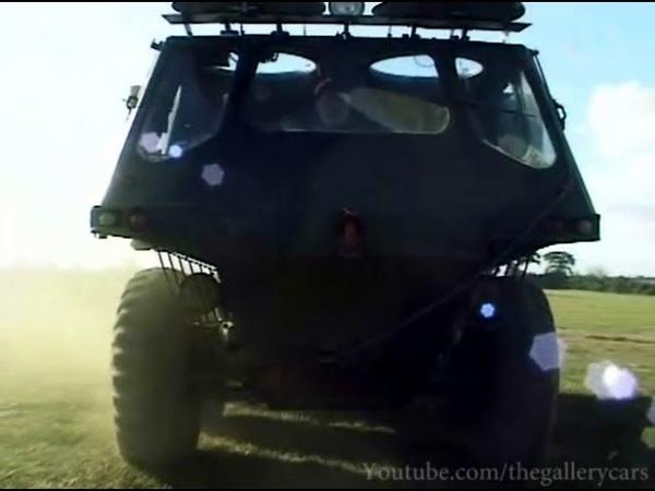 6x6 Amphibious Truck Alvis Stalwart