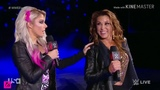 #video@alexablissdaily RAW 15.10.18 Trish Stratus, Lita, Mickie &amp Alexa Segment