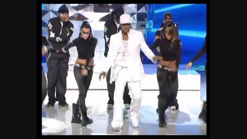 Usher Yeah Live NRJ Music Awards 2005