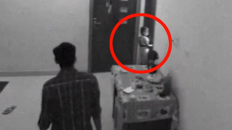 My Niece Possessed By Demon Captured On Cctv!! Real Paranormal Activity Caught!!
