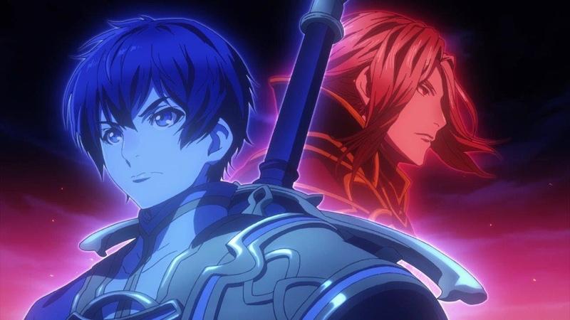 オルタンシア・サーガ-蒼の騎士団- 第三部アニメーションムービー