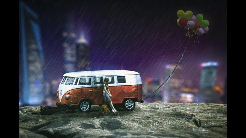 ♫ Сердце Трогательная Фортепианная Музыка ♫ Дождь В Фантазии (Альбом: В Одиночку В Фантазии)