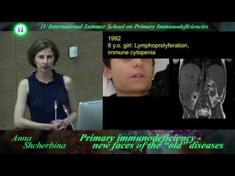 Anna Shcherbina - Primary immunodeficiency