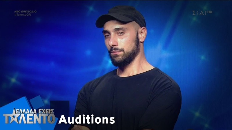 Ελλάδα Έχεις Ταλέντο - Season 2 | Γιώργος Χριστάκης | 08/10/2018