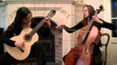 Scarborough Fair Cello Guitar Duo