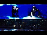 U2 in Milan 2018-10-15 - Who's Gonna Ride Your Wild Horses (fragment)