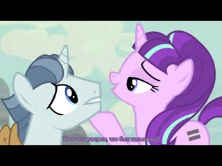 My little pony: fim   сезон 5, серия 2 — the cutie map - part 2