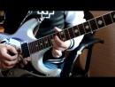 Rammstein - Nebel (guitar cover) from SIR