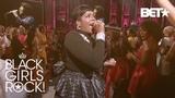 Fantasia Tributes Aretha Franklin #Respect Black Girls Rock 2018