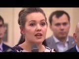 Ну.. типо Путин не знает и девушка рассказала как крадут миллиарды