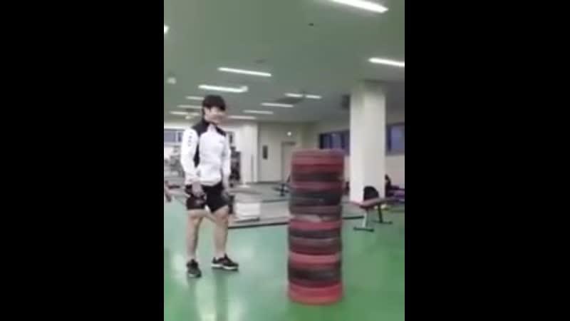Китайские прыгуны