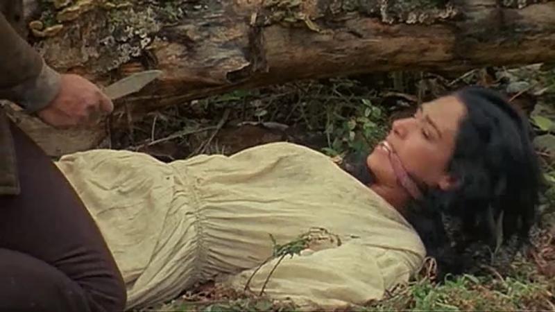 бдсм сцены bdsm бондаж сексуальное насилие из фильма Apache Woman Una donna chiamata Apache 1976 год Эли Галлеани