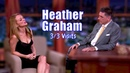 Heather Graham Craig Looks At Her On The Internet 3 3 Appearances In Chron Order HD