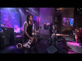 Joan Jett &amp the Blackhearts on Queen Latifah Show (2)