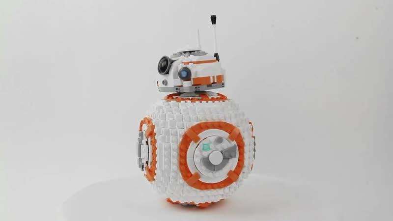 Конструктор LEPIN Star Wars BB-8