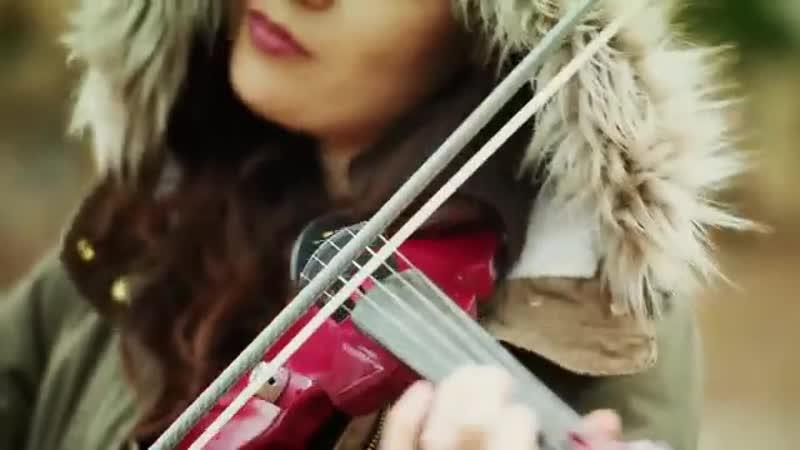2U (David Guetta ft. Justin Bieber) - Electric Violin Cover _ Caitlin De Ville