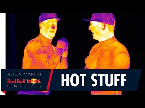 Max Verstappen and Daniel Ricciardo light up Zandvoort