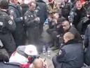 Окруженецы МВС в Плену Майдана 20-02-2014 Видео уникально и единственно