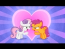 My little pony - Your Heart Is In Two Places (Ты на распутье двух дорог) rus