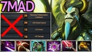 7MAD Nature's Prophet What is This Mass Gank 7 17 Dota 2