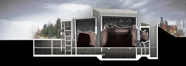 В польской Торуни завершено строительство театрально-концертного зала по проекту испанского архитектора Фернандо Мениса