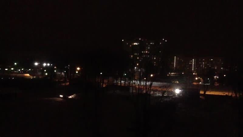 07.01.2019 Пушкино 🌿❄️💜