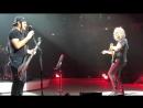 Йожин з бажин» («Йожин с болот») в исполнении группы Metallica live in Prague 2018