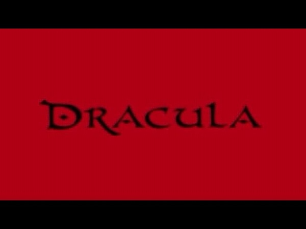 Dracula The Resurrection Video Game Trailer 1999