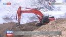 Военные инженеры РФ подрывами провели спрямление русла Буреи