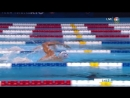 Olympic Swimming Trials _ Michael Phelps Out-Touches Ryan Lochte In The 200m IM