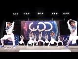 first legend club. world of dance 2015