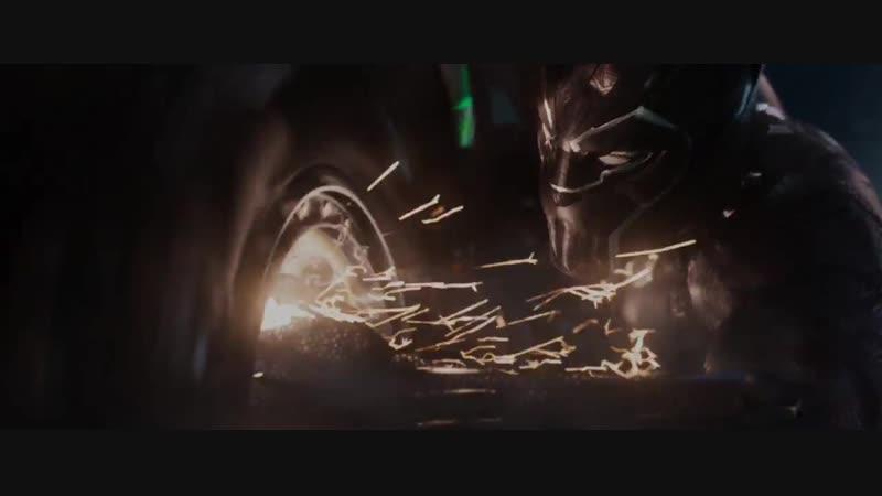 ☆Чёрная Пантера☆ (2016)- трейлер HD