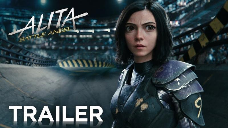 Alita Battle Angel Official Trailer Battle Ready HD 20th Century FOX