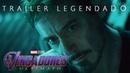 Vingadores Ultimato – Trailer legendado 25 de Abril nos Cinemas