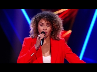 Kimberly - Hello ¦ The voice of Holland ¦ The Blind Auditions ¦ Seizoen 8