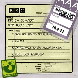 Electric Light Orchestra альбом Electric Light Orchestra - BBC In Concert (19th April 1973)