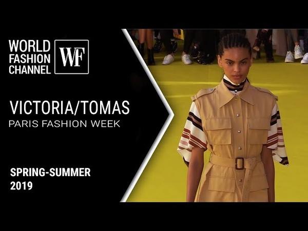 VICTORIA/TOMAS spring-summer 2019 | Fashion report