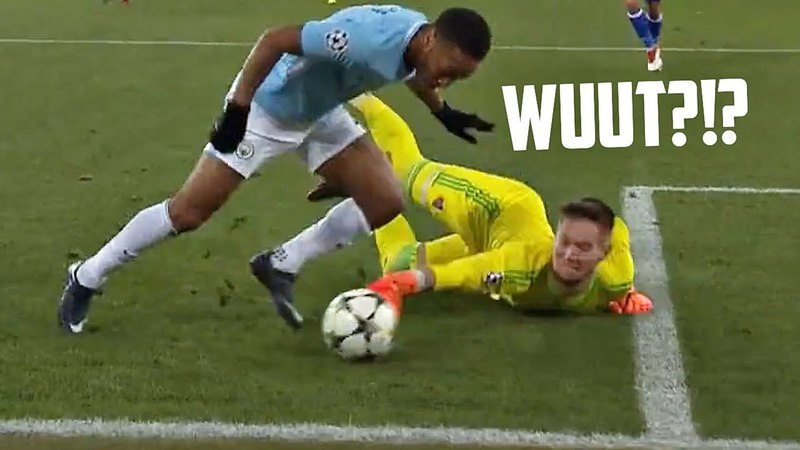 Amazing Goalkeeper Saves - CL Edition 2018 - HD