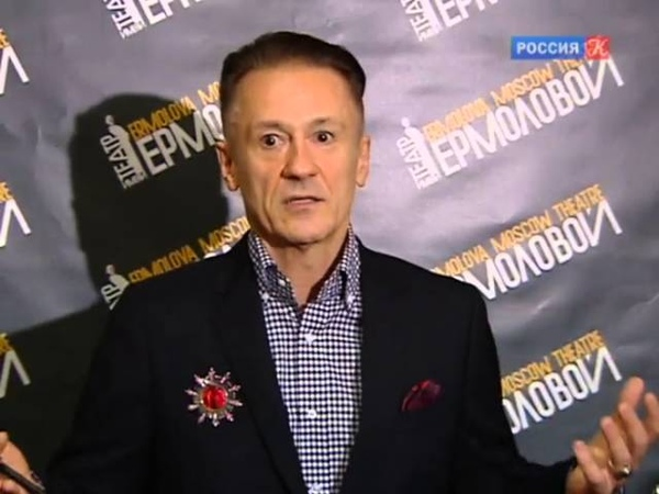 Олег Меньшиков поставил спектакль Счастливчики