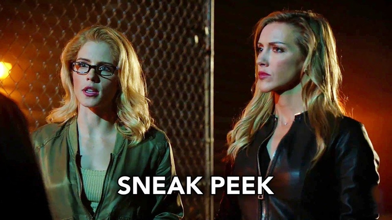 Arrow 7x06 Sneak Peek Due Process (HD) Season 7 Episode 6 Sneak Peek